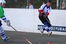 Hokejbalisté Karviné v extralize opět střelecky vyhořeli.