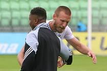 Martin Šindelář (vpravo) věří, že jeho tým konečně uspěje.