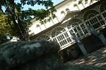 Společenský dům lázní Karviná-Darkov. Ilustrační foto