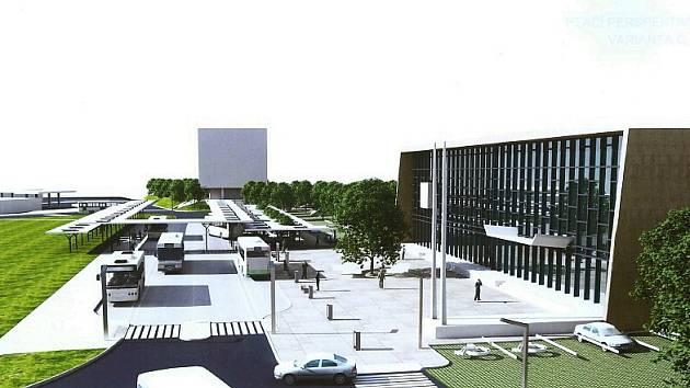 Přednádražní prostor v Havířově se promění v moderní dopravní terminál. Zástupci Havířova a zhotovitele stavby v pondělí podepsali smlouvu.