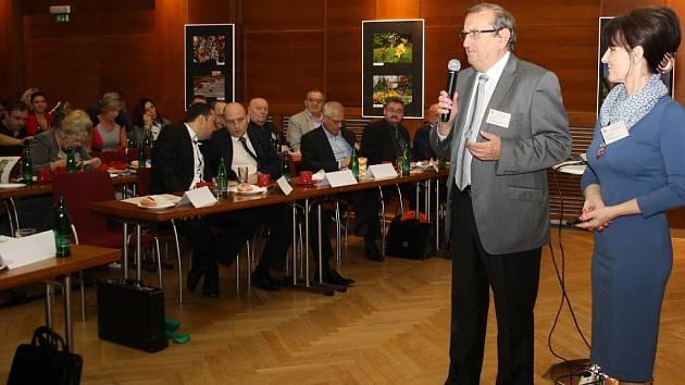 Konference zelená města v Havířově.