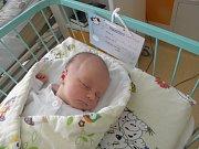 František Slečka se narodil 20.července paní Kareřině Slečkové z Orlové. Po porodu miminko vážilo 3400 g a měřilo 51 cm.