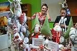 V Českém Těšíně proběhla vánoční výstava prací tamních seniorů.