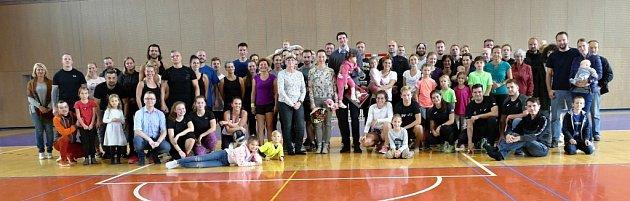 Vsobotu 5.října se ve Sportovní hale Žákovská vHavířově konalo charitativní shromáždění nazvané TABATOU.