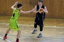 Basketbalová pyramida Sokola je kompletní, ale o ligové soutěže v ní klub přišel.