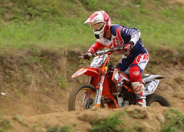 Tomasz Wysocki zPolska vyhrál MX2.