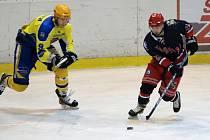 Karvinští hokejisté bojovali.