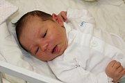 Adélka se narodila 7. března paní Ditě Ptoszkové z Karviné. Po porodu holčička vážila 3810 g a měřila 50 cm.