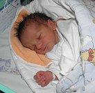 Edvard Bortlík se narodil 12. července paní Markétě Bortlíkové z Havířova. Po porodu miminko vážilo 2660 g a měřilo 48 cm.