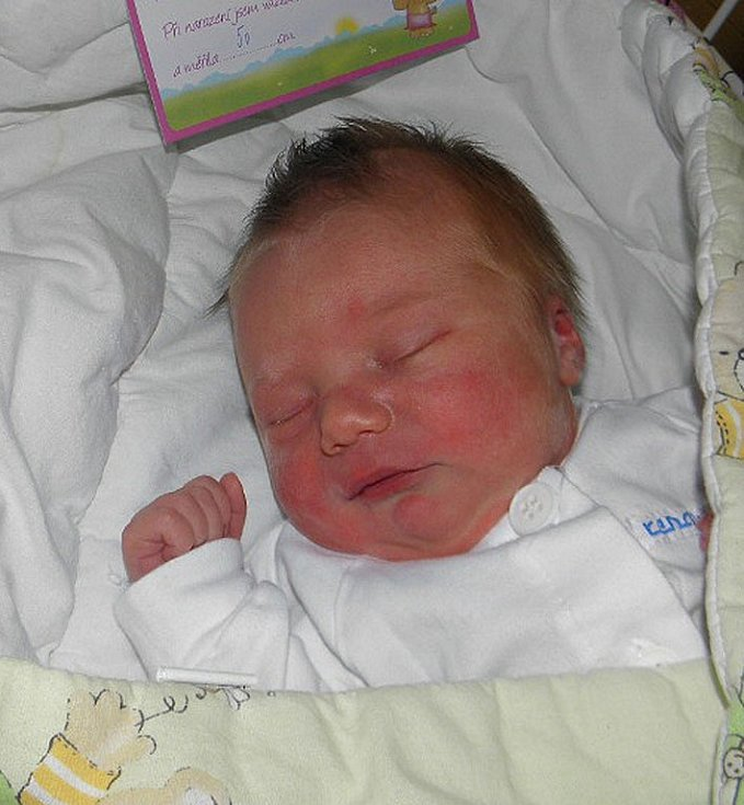 Anetka Keklaková se narodila 2. prosince paní Kamile Svobodové z Orlové. Po narození Anetka vážila 3830 g a měřila 50 cm.