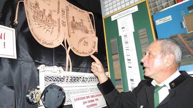 Stálá expozice k hornictví a historii města Havířova v havířovském Společenském domě.
