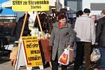 Farmářské trhy v Orlové.