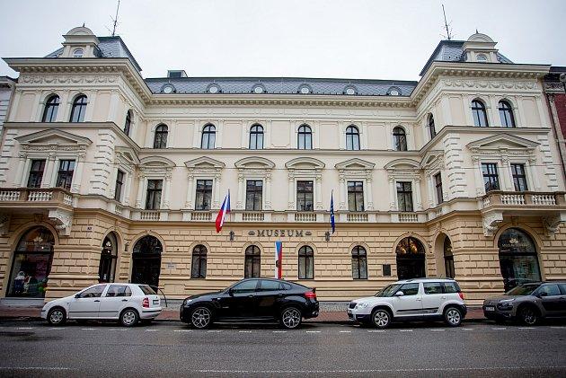 Muzeum Těšínska slaví 100LET MĚSTA ČESKÝ TĚŠÍN, 4.srpna 2020vČeském Těšíně.