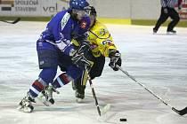 Orlovští hokejisté vymění krajský přebor zase za druhou ligu.