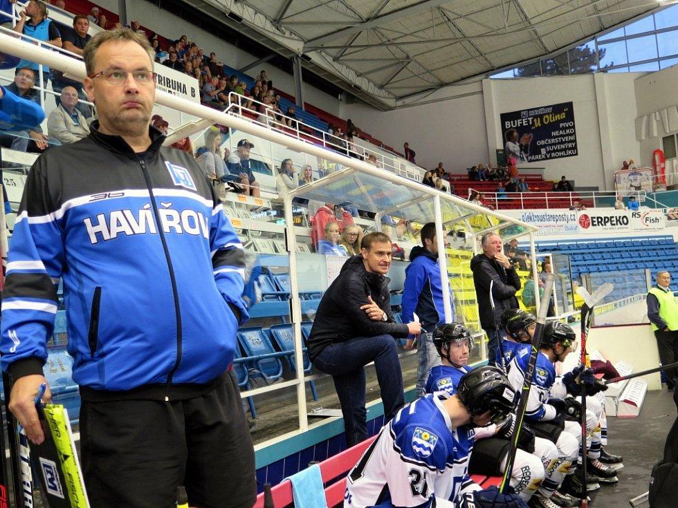AZ Havířov - HC Zubr Přerov.
