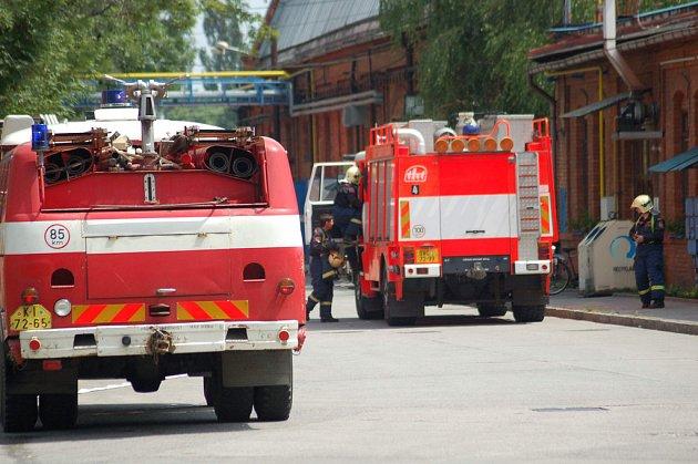 NIC SE NEDĚJE. Plané poplachy patří k práci hasičů zcela neodmyslitelně.