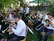 Promenádní koncert v Havířově.