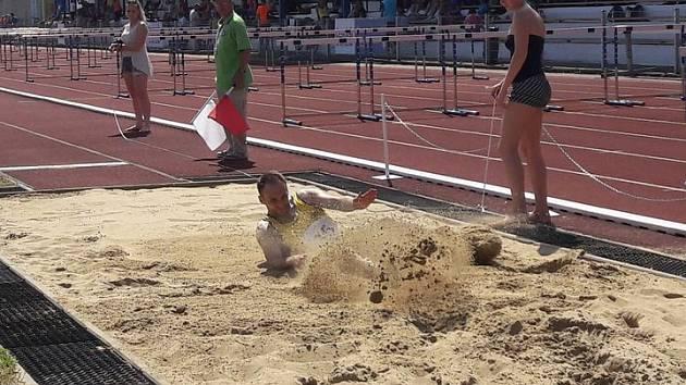 Havířovští atleti pokračují ve skvělých výkonech.