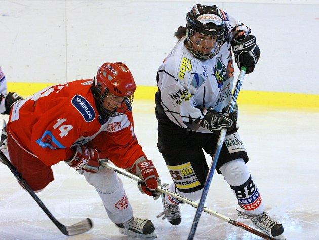 Hokejistky Karviné mají namířeno k obhajobě titulu.