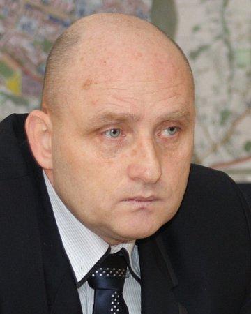 Náměstek primátora Ivan Bureš.