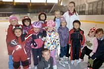 Bruslení baví děti ze všech táborových aktivit nejvíce.