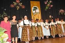 Slavnostní koncert souboru Suszanie.