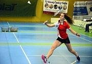 Vítězka ženské dvouhry Veronika Dobiášová.