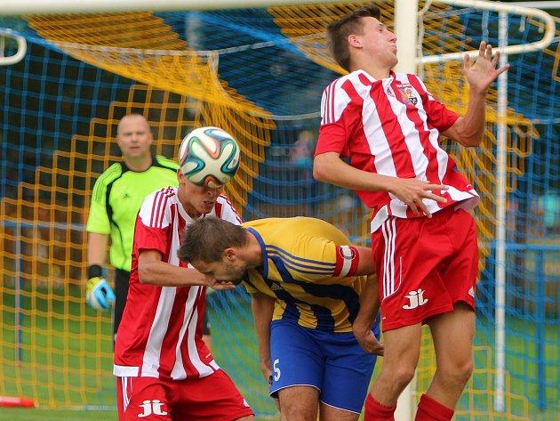 Orlovští fotbalisté schytali debakl.