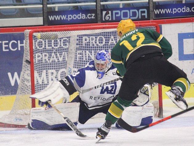 Sváteční hokej v Havířově.