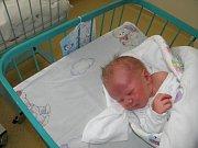 Honzíček se narodil 13. března mamince Michaele Lupačové z Karviné. Po narození dítě vážilo 3630 g a měřilo 51 cm.