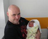 Klárka Šromová se narodila 9. dubna paní Kareřině Legemzové z Karviné. Porodní váha Klárky byla 3760 g a míra 51 cm.