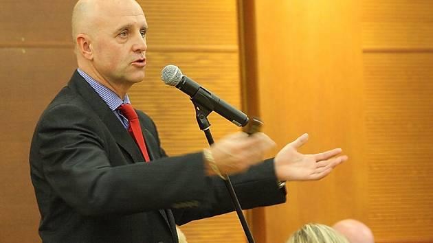 Pavol Jantoš v době, kdy byl zastupitelem za ČSSD.