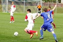 Nový ročník MSFL zahájili fotbalisté Orlové porážkou.