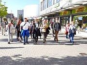 Stejně jako vminulých letech i letos se Havířov zařadil mezi města, které oslavily Mezinárodní den architektury.