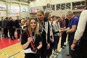 Loni byly studentky Horního gymplu rovněž nejlepší.