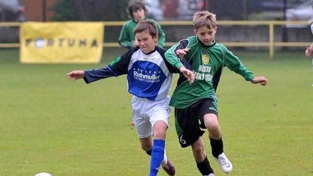 Fotbalové celky mládeže odehrály další kola svých soutěží.