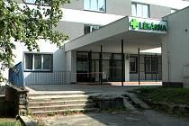 Zdravotní středisko na Dlouhé třídě v Havířově-Podlesí.
