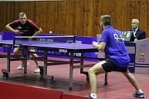 Stolní tenisté nestačili podle očekávání na El Niňo.
