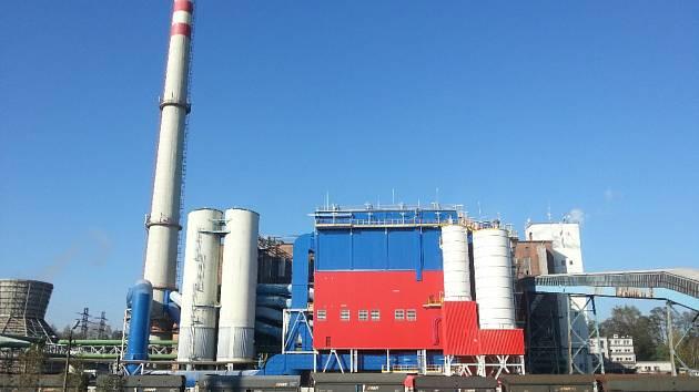 V Teplárně Karviná postaví majitel nový multipalivový kotel.