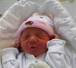 Maminka Dorota Jackowska z Českého Těšína 4. ledna porodila dcerku Teiju. Po porodu holčička vážila 2440 g a měřila 47 cm.