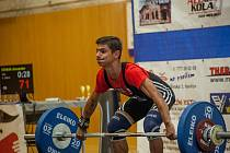 Alexandr Džobák získal stříbrnou medaili na onlinovém MS juniorů do 17 let.