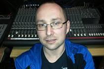 Karvinský zvukař Tomáš Pletnicky, alias Digaz.