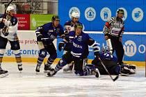 Havířov (v modrém) podlehl po velmi dobrém výkonu Kladnu.