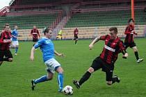 Havířovské fotbalisty měl v posledním zápase zaříznout rozhodčí.