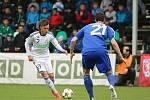 Derby rozhodl jediný gól Růžičky.