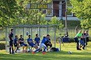 V JZD aréně se hraje slušný fotbal.