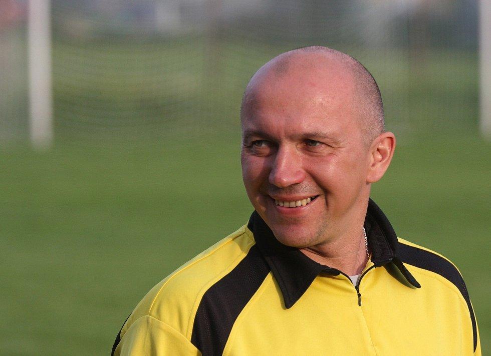 Asistent rozhodčího Pavel Szkuta.