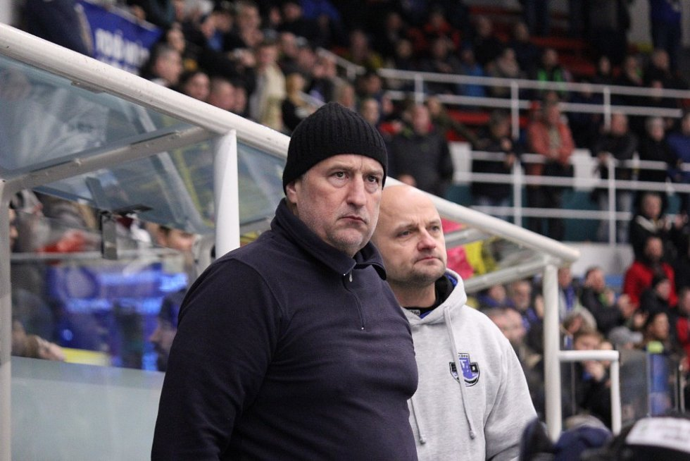 Trenér AZetu Jiří Režnar věří, že s týmem dojde daleko. Konkrétní být ale nechtěl.