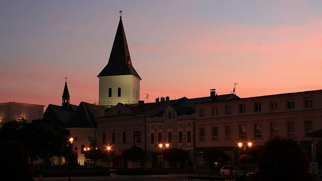Své dveře veřejnosti otevře také karvinský kostel Povýšení sv. Kříže.Foto: archiv