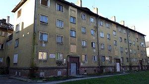 Domy určené k demolici